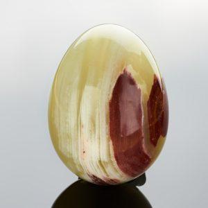 Яйцо оникс мраморный  4х6 см