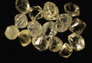 Месторождения алмазов