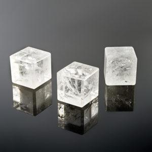 Куб горный хрусталь  3 см (1 шт)