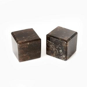 Куб раухтопаз  3 см (1 шт)
