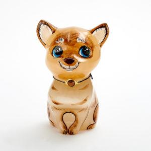 Собака селенит  6,5 см