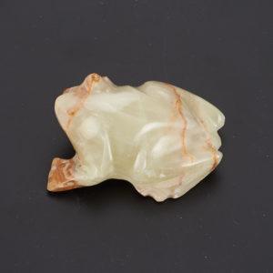 Лягушка оникс мраморный  7 см
