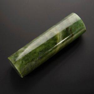 Гармонизатор нефрит зеленый  3х10 см