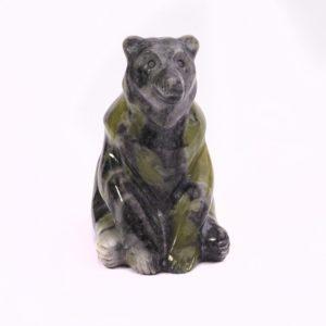 Медведь офиокальцит  6 см