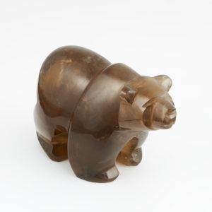 Медведь раухтопаз  9,5 см