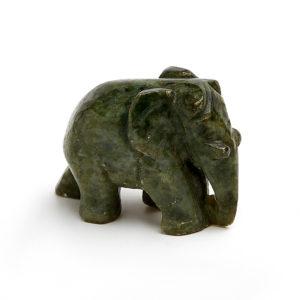Слон жадеит  4,5-5 см