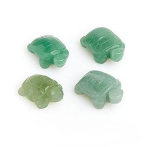 Черепаха авантюрин зеленый  2,5-3 см