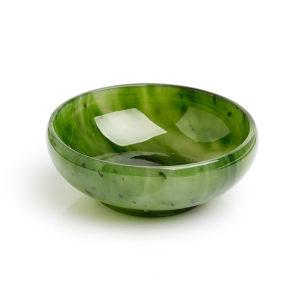 Пиала нефрит зеленый  7 см