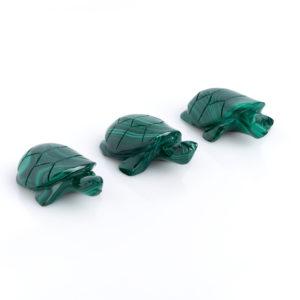 Черепаха малахит  5 см