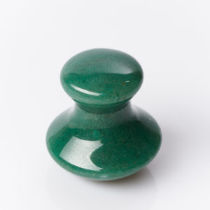 Массажер авантюрин зеленый  4 см