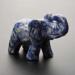 Слон содалит  8 см