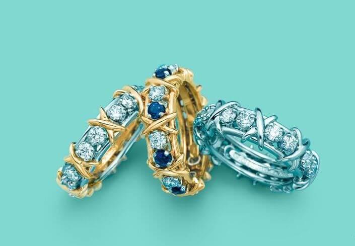 Tiffany украшения